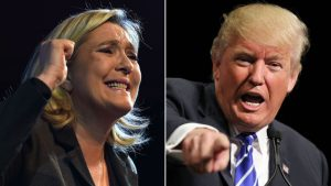 Marie Le Pen vs. Donald Trump